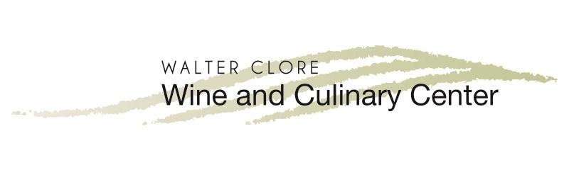 Walter Clore Wine  Culinary Center Logo