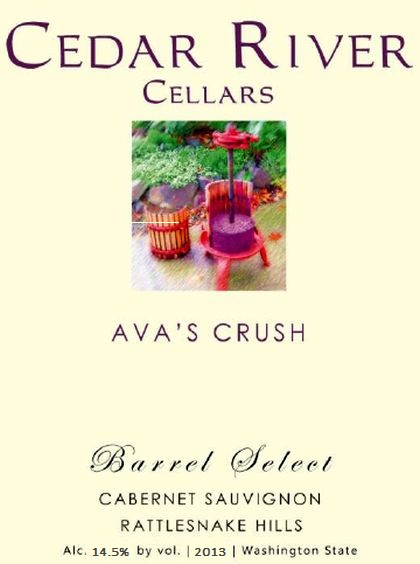 cedar-river-cellars-avas-crush-barrel-select-cabernet-sauvignon-2013-label1