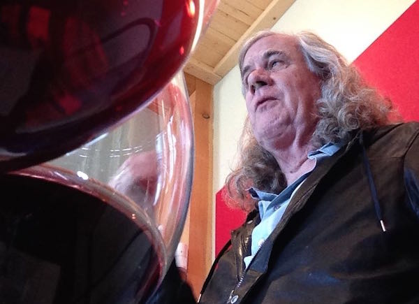 Washington winemaker Chris Upchurch is from DeLille Cellars in Woodinville.
