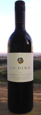 co-dinn-cellars-painted-hills-vineyard-cabernet-sauvignon-2013-bottle
