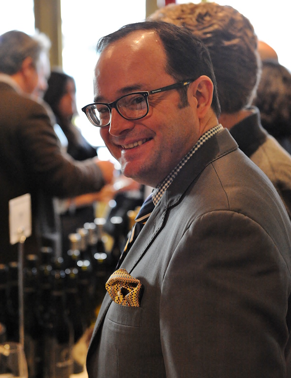Erik McLaughlin is director of sales and marketing for Seven Hills Winery in Walla Walla, Wash.