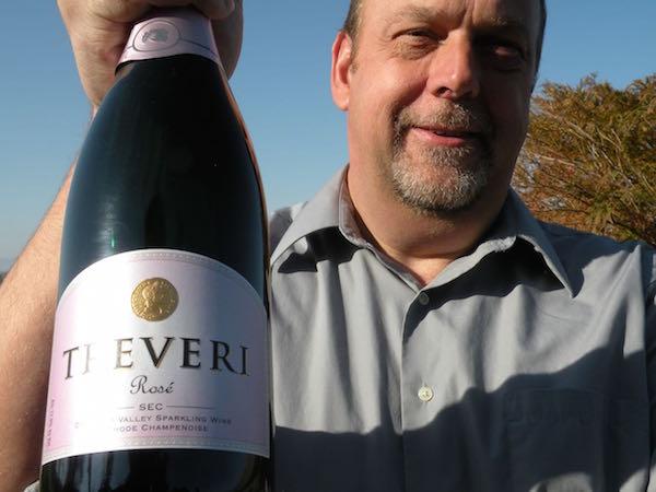 Treveri Cellars makes washington sparkling wine.