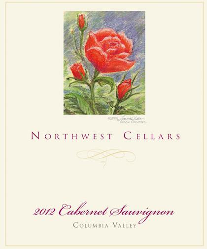 northwest-cellars-cabernet-sauvignon-2012-label