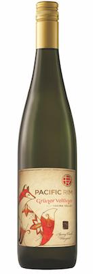 Pacific Rim Winemakers Spring Creek Vineyard Gruner Veltliner bottle