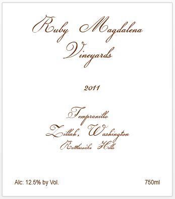 ruby-magdalena-vineyards-tempranillo-2011-label