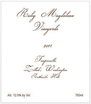 ruby-magdalena-vineyards-tempranillo-2011-label