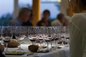 The Walter Clore Wine and Culinary Center stages blind tastings for consumers on a regular basis.