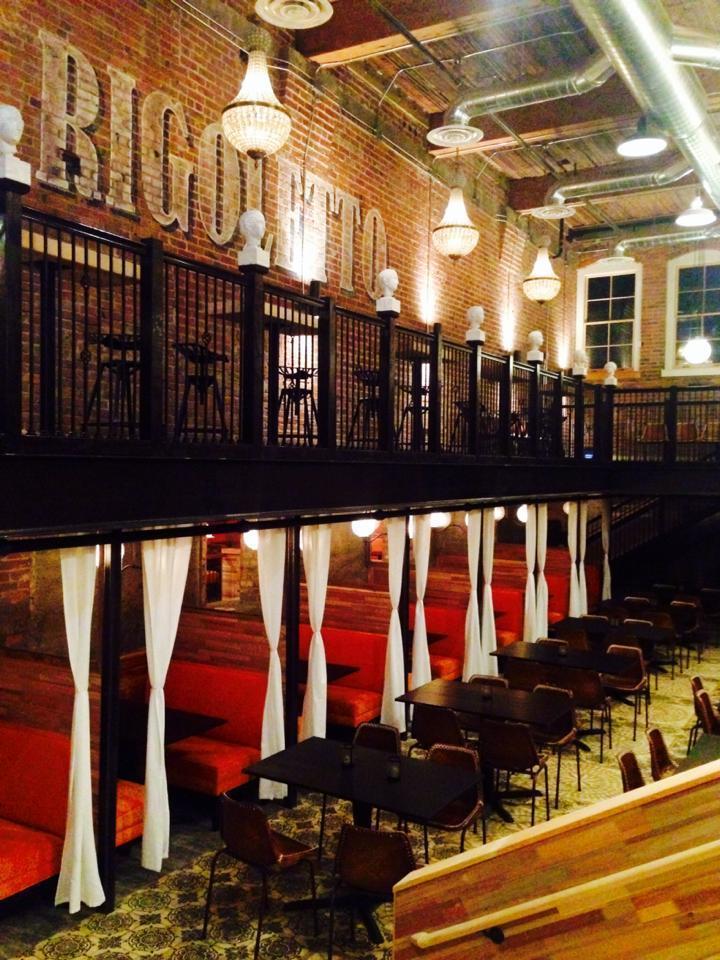 Rigoletto Full Restaurant