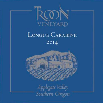 Troon Vineyard 2014 Longue Carabine