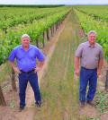 bob gamache roger gamache vineyard 120x134 - Sagemoor purchases Gamache Vineyards