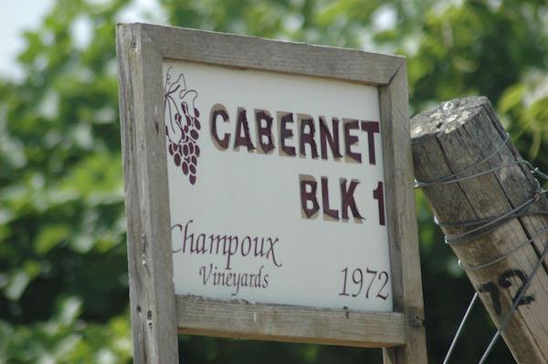 Champoux Vineyards is in Washington's Horse Heaven Hills.