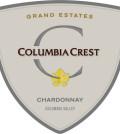 columbia crest grand estates chardonnay nv label 120x134 - Columbia Crest 2013 Grand Estates Chardonnay, Columbia Valley, $12