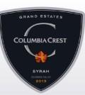 columbia crest grand estates syrah 2013 label 120x134 - Columbia Crest 2016 Grand Estates Syrah, Columbia Valley, $12