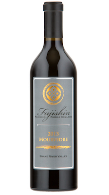 fujishin-family-cellars-mourvedre-2013-bottle