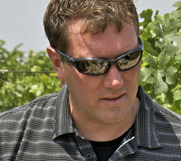 Va Piano Vineyards is owned by Justin Wylie.
