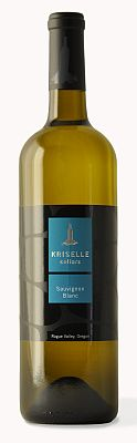 kriselle cellars sauvignon blanc 2014 bottle - Kriselle Cellars 2016 Sauvignon Blanc, Rogue Valley, $24