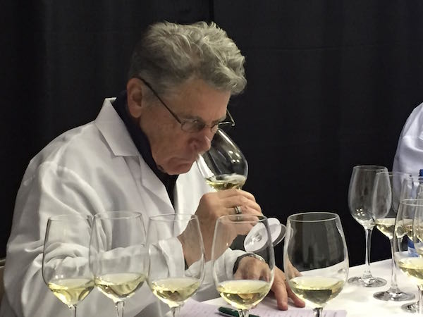Mike Dunne is a judge for the San Francisco Chronicle Wine Competition.