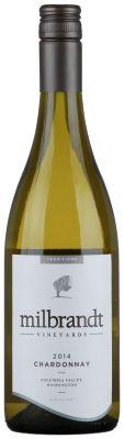 milbrandt vineyards traditions chardonnay 2014 bottle1 - Milbrandt Vineyards 2014 Traditions Chardonnay, Columbia Valley, $13