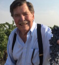 Otis Harlan of Otis Vineyard in the Yakima Valley.