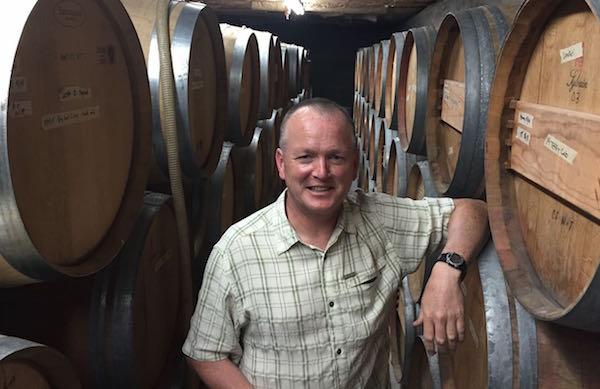Paul Beveridge is owner and winemaker of Wilridge Winery.