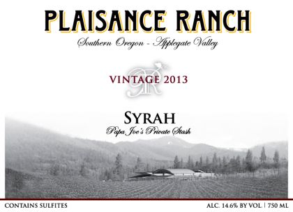 plaisance-ranch--syrah-2013-label