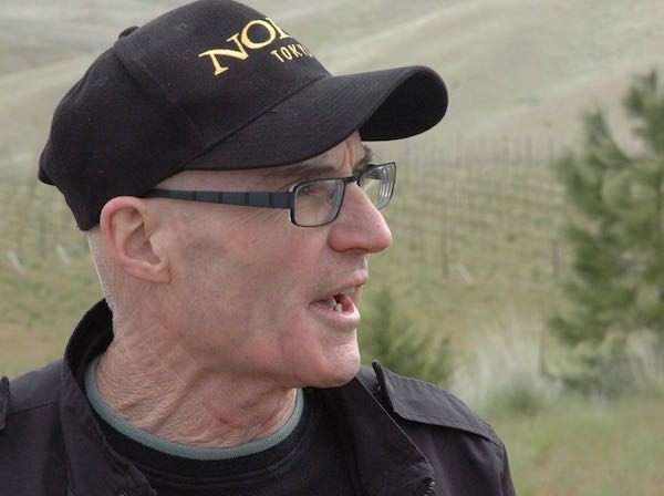 Rick Small owns Woodward Canyon Winery in Lowden, Wash.
