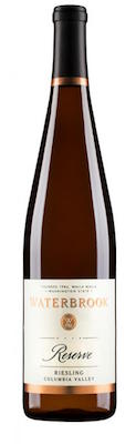 waterbrook-winery-reserve-riesling-nv-bottle