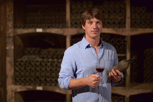 Somm: Into the Bottle director Jason Wise