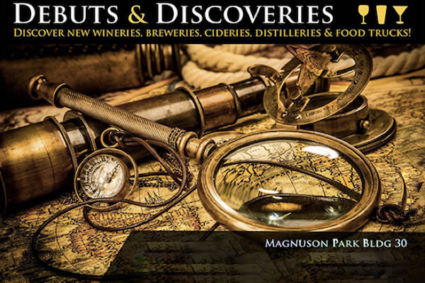 Debuts and Discoveries poster