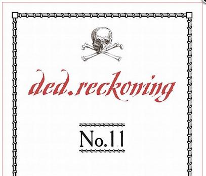 ded.reckoning No. 11 label