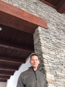 Greg Koenig, who has been making wine in Idaho for more than 20 years, stands inside his new Koenig Vineyards tasting room he will open this spring in the Sunnyslope Wine District of Caldwell.