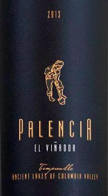 palencia-wine-el-vinador-tempranillo-2013-label