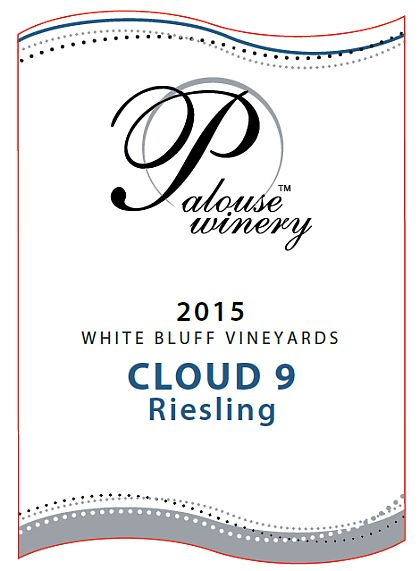 palouse-winery-cloud-9-riesling-2015-label