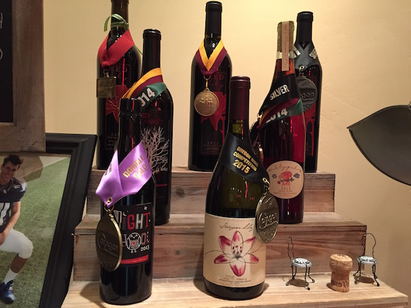 red-lily-vineyards-medals