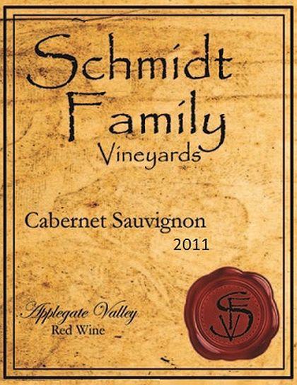 schmidt-family-vineyards-cabernet-sauvignon-2011-label