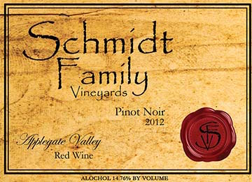 schmidt-family-vineyards-pinot-noir-2012-label