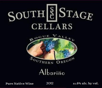south-stage-cellars-albariño-2012-label