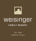 weisinger family winery logo 120x134 - Weisinger Family Winery 2016 Gold Vineyard Malbec, Rogue Valley, $32