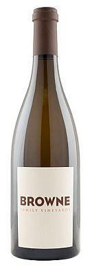 browne family vineyards chardonnay 2014 bottle - Browne Family Vineyards 2016 Chardonnay, Columbia Valley, $30