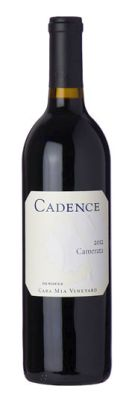 cadence-cadence-cara-mia-vineyard-camerata-2012-bottle