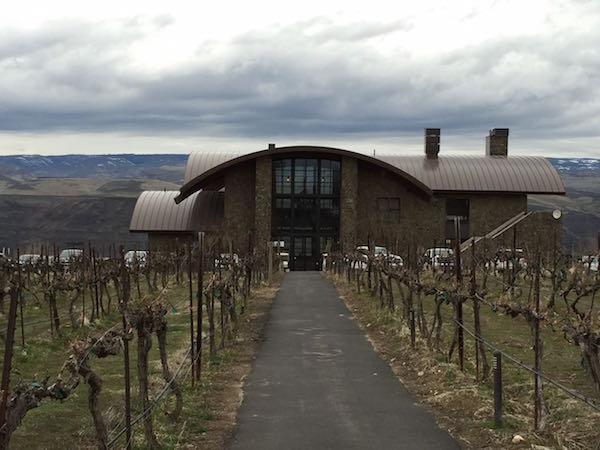 Tendrils Restaurant is at Cave B Estate Winery