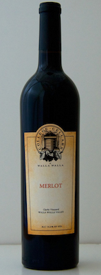 College Cellars 2013 Clarke Vineyard Merlot first earned a gold medal before being awarded best Merlot and best Washington wine at the 2016 TEXSOM International Wine Competition in Dallas.
