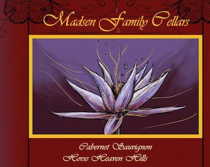 madsen family cellars nv cabernet sauvignon hhh 2 - Madsen Family Cellars 2009 Cabernet Sauvignon, Horse Heaven Hills, $32