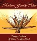 madsen-family-cellars-orange-muscat-2012-label