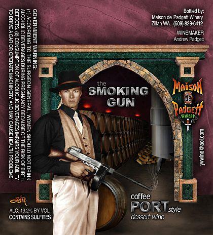 maison-de-padgett-winery-smoking-gun-coffee-port-style-dessert-wine-label