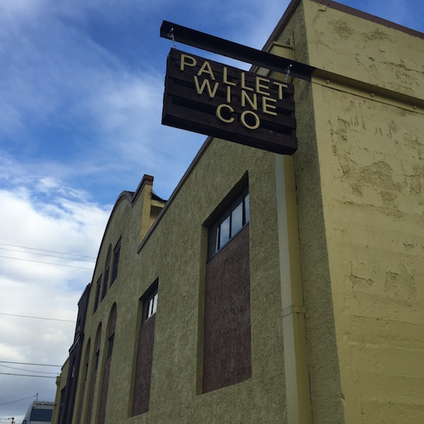 Pallet Wine Co., is a custom-crush facility created in 2009 in downtown Medford, Ore., but owner/winemaker Linda Donovan plans to open a tasting room next door this year for her own brand and some of her clients.