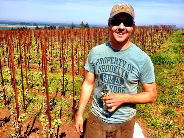 Ryan Hannaford left renowned Evening Land Vineyards to spearhead viticulture at Chapter 24 Vineyards.