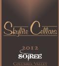 skylite cellars soiree 2012 label 120x134 - Skylite Cellars 2012 Soiree, Columbia Valley, $24