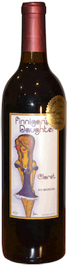 Sovereign Cellars Finnigan's Daughter Claret bottle