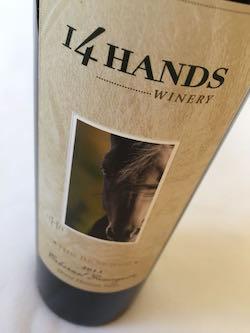 14 hands cab